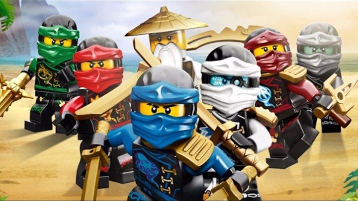 Лего ниндзяго игра прохождение Серия 1 Игры для детей на русском 2017 Андроид lego ninjago wu - cru