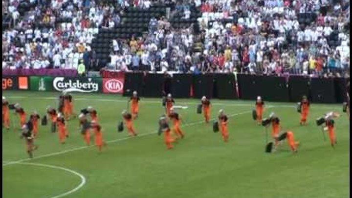 ПЕТРОВИЧ НА ЕВРО 2012 - 2 выпуск. Франция - Англия 1-1