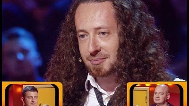 Константин Ронченко (Иерусалим), Рассмеши комика 2016, 12 сезон