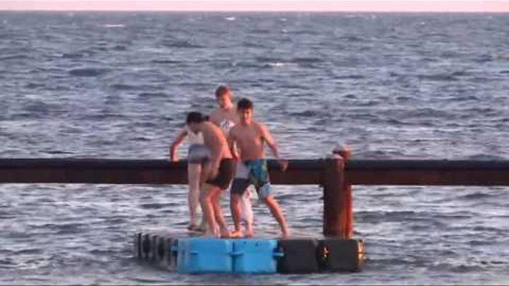 Когда начинается купальный сезон 2015 на море в Анапе видео