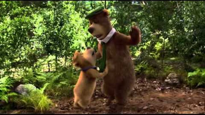 Медведь Йоги - сангвиник и меланхолик