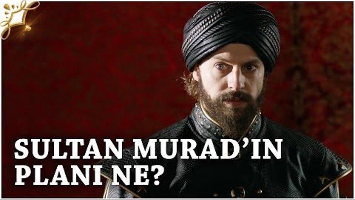 Muhteşem Yüzyıl Kösem - Yeni Sezon 9.Bölüm (39.Bölüm) | Sultan Murad'ın Planı Ne?