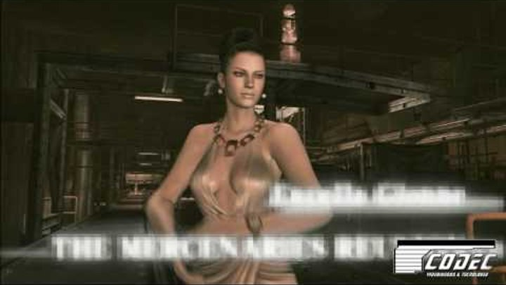 Resident Evil 5 Gold Edition - Excella Gionne Skin