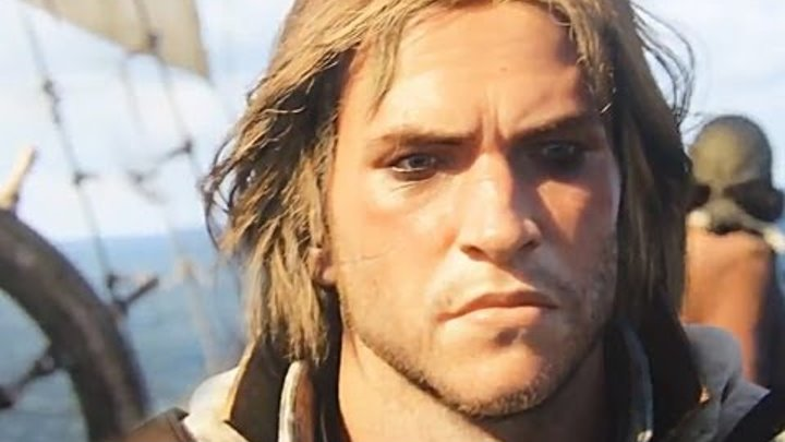 Assassin's Creed IV: Black Flag — Русский трейлер (HD)