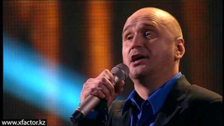 """Андрей Зарецкий. """"Жаным"""". X Factor Казахстан. 4 концерт. Эпизод 13. Сезон 6."""