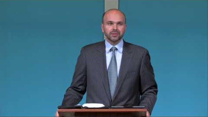 6. Им вверено слово Божие. Проповедь Виталия Олийника 29 октября 2016 г.