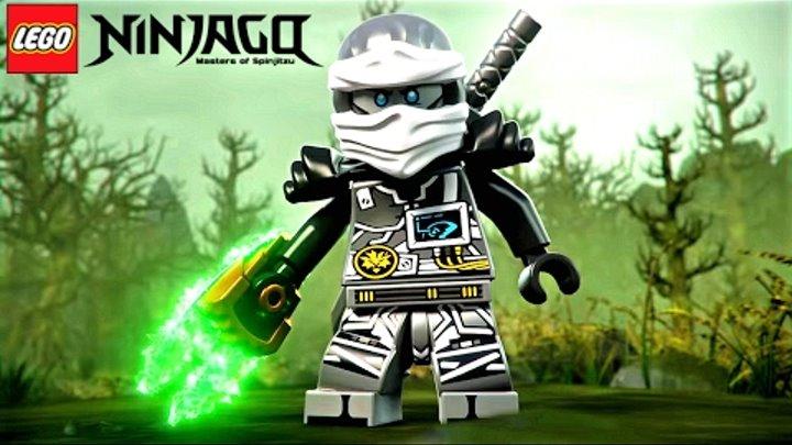 Лего Ниндзяго 2017 Алый Захватчик. Обзор LEGO набора 70624 по мультику Ninjago 7 сезон