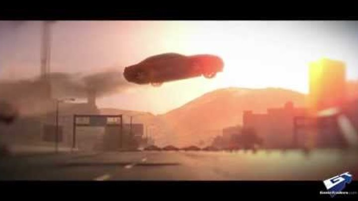 Need For Speed: Most Wanted - E3 2012: Debut Trailer