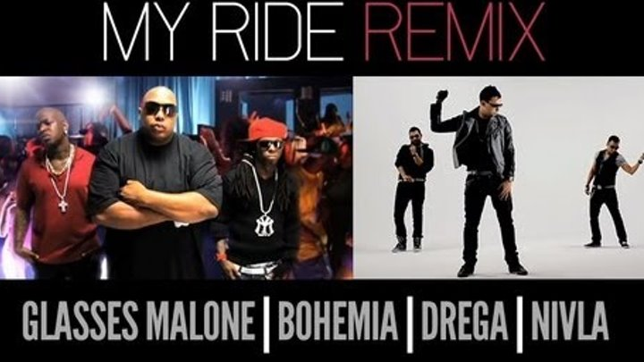 The Bilz & Kashif - My Ride Remix feat. Glasses Malone, Bohemia, Drega, Nivla [FREE DOWNLOAD]