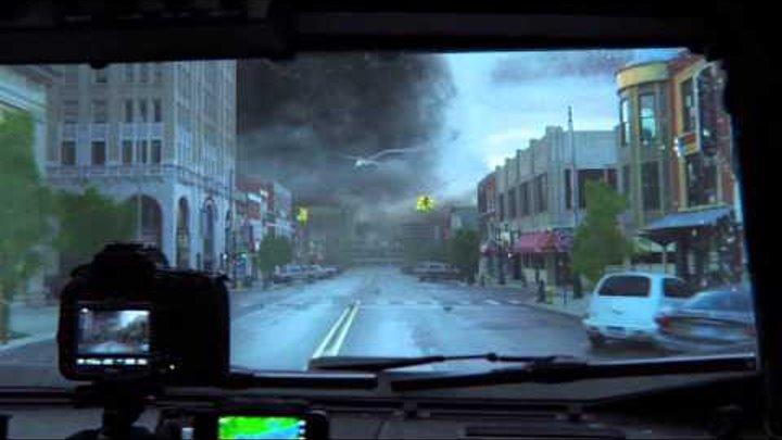 На встречу шторму - дублированный русский трейлер (2014) HD