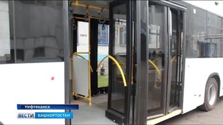 «НефАЗ» представил первый российский автобус для аэропортов