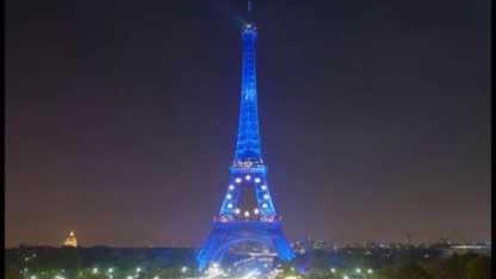 отдых в Париже, часть 1