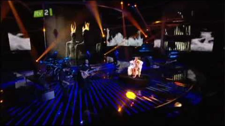 X Factor 2009 UK | Live Finals | Series 6 | Results Show 8 | Rihanna - Russian Roulette