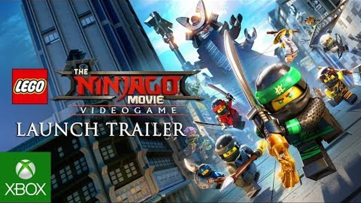 LEGO Ninjago Movie Video Game | Launch Trailer