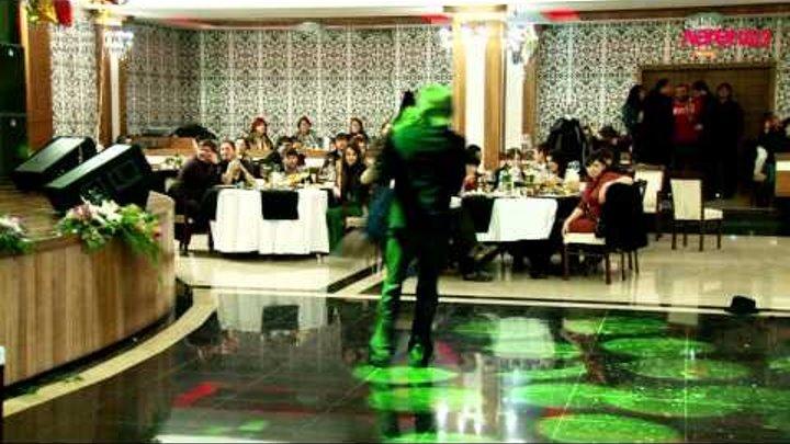 Алан и Миная Танцы со звёздами 17.12.2011