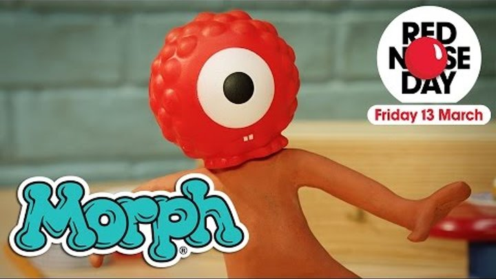 RED NOSE DAY | BRAND NEW MORPH
