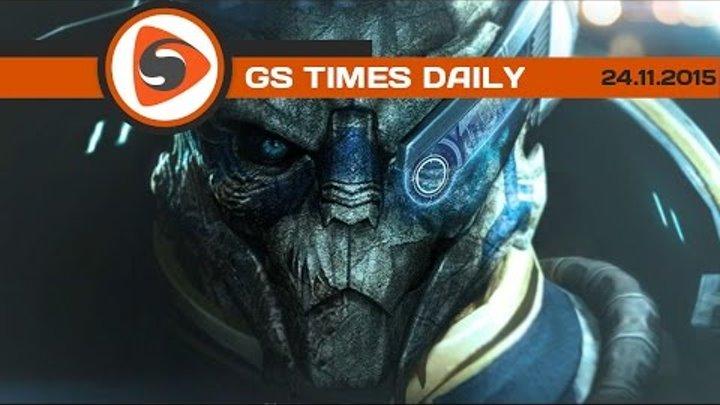 GS Times [DAILY]. Mass Effect: Andromeda, «Игра Престолов», «Чудо-женщина»