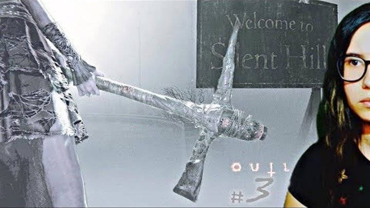 ПОПАЛИ В САЙЛЕНТ ХИЛЛ | ВРЕМЯ ГРУСТНЫХ ИСТОРИЙ | Прохождение игры Outlast 2 #3