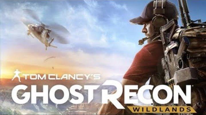 Tom Clancy,s Ghost Recon Wildlands