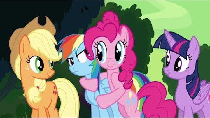 Мои Маленькие Пони.Любимые Серии Май Литл Пони.Интерактивные Истории Дружба-Это Чудо