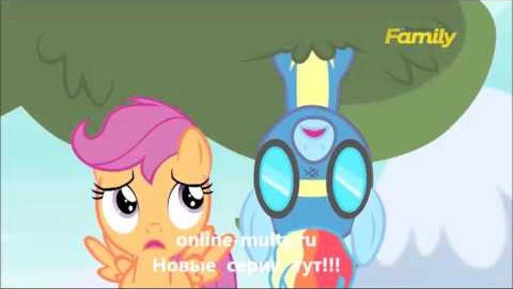 Мой маленький пони: Дружба это чудо 6 сезон 7 серия - Newbie Dash / My little Pony