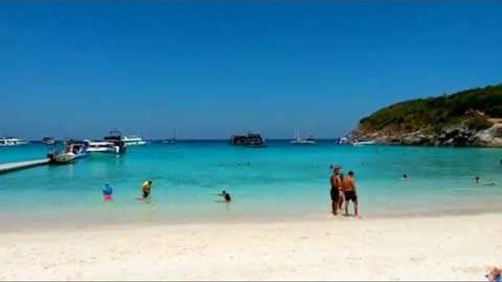 Ко Рача Яй (Ko Racha Yai) райский остров в стиле Баунти в Таиланде