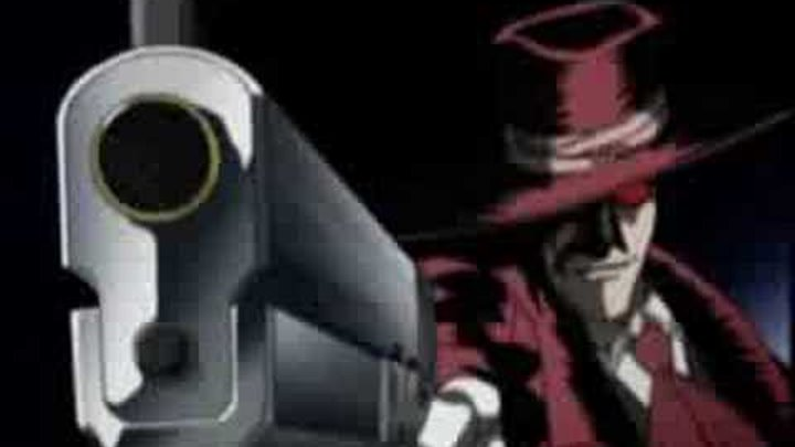 van hellsing - video anime