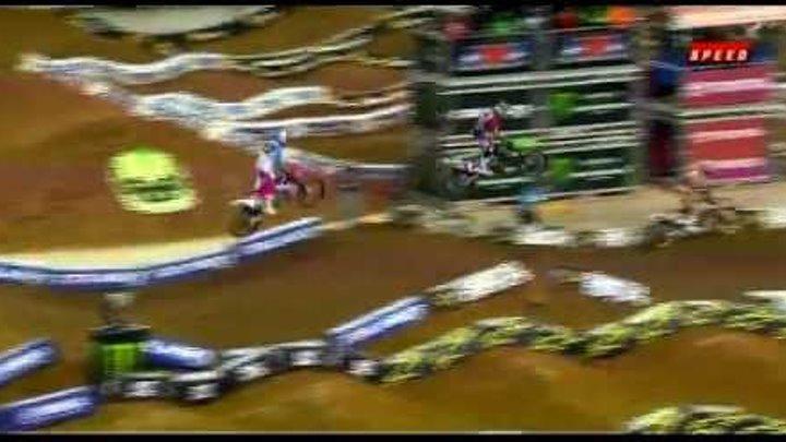 AMA Supercross 2012 Dallas, Texas 450 Main