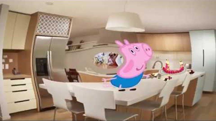 Мультики свинка пеппа новые серии на русском все серии подряд Пеппа и Джордж Мультфильмы для детей