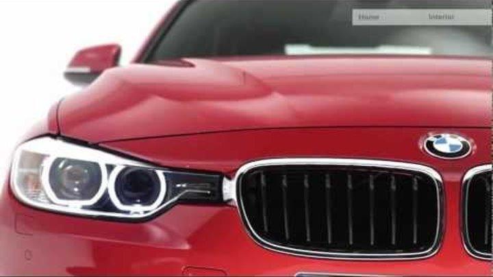 Абсолютно новый BMW 3 серии седан Спорт Лайн.
