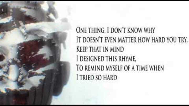 Linkin Park - In The End Lyrics HD