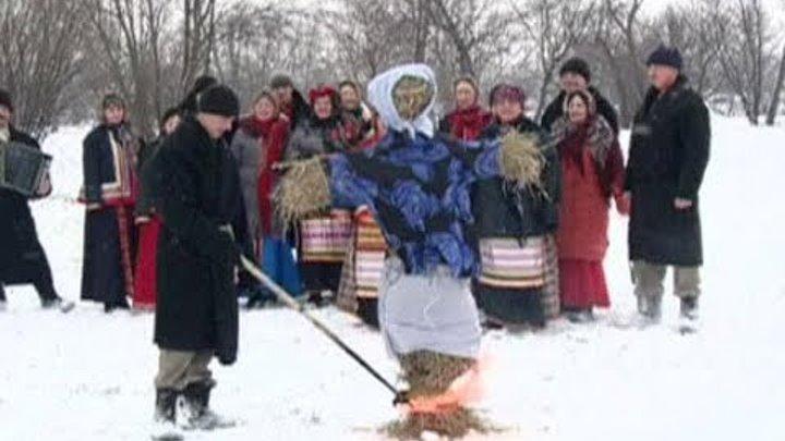 Русские зимние праздники / Россия, любовь моя! / Телеканал Культура
