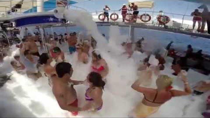 Turkey Travel Video . STARCRAFT BOAT , Alanya 2015