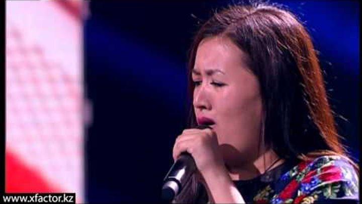 Толганай Пазылакын. X Factor Казахстан. Учебный Центр. 7 серия. 6 сезон.
