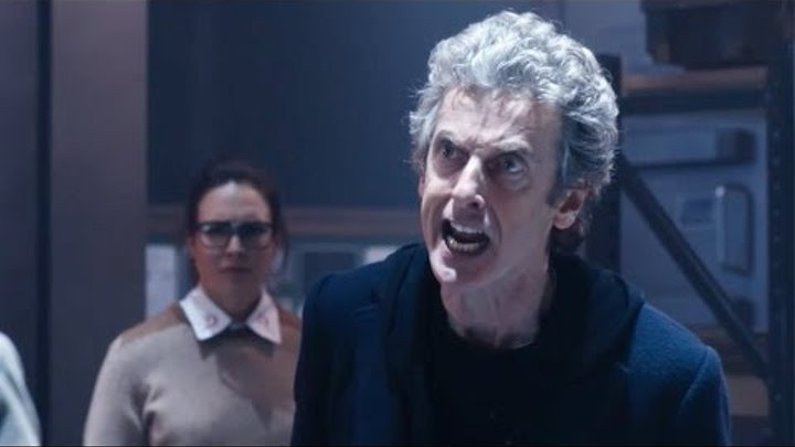 The Doctor's Speech - The Zygon Inversion - Doctor Who - BBC