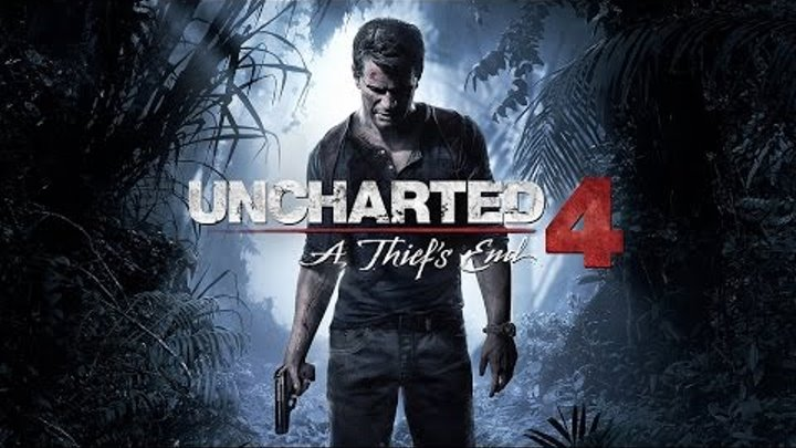 Uncharted 4: A Thief's End - Начало игры.