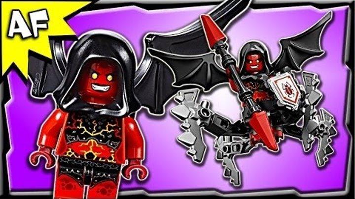 Мультик Игра Лего Рыцари Нексо. Возвращение Лаварии .Серия №21#Лего