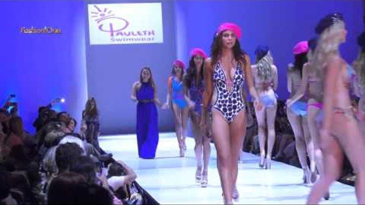 PAULETH SWIMWEAR Los Angeles Swim Week 2016 | Fashion Exposed