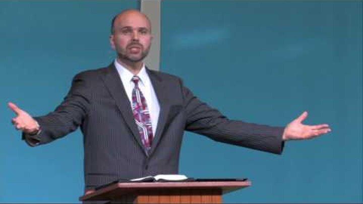 7. Им вверено слово Божие, часть 2. – Проповедь Виталия Олийника 19 ноября 2016 г.