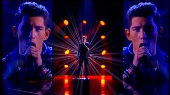 "Руслан Джаикбаев. F. Mercury - ""Show must go on"" X Factor Казахстан. 3 концерт. 1 серия. 5 сезон."