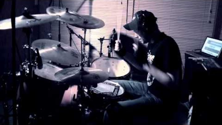 P.O.D - Youth of the Nation Drum Cover by RTONES