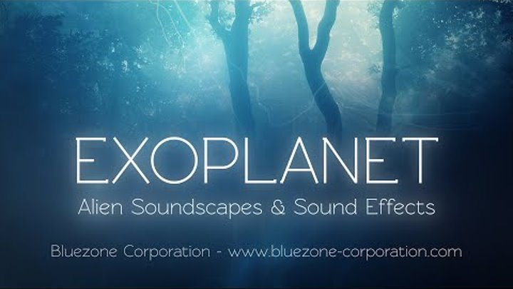 Forest Ambience Sounds, Sci Fi Insect and Fantasy Creature Sound Effects  for Download - Exoplanet