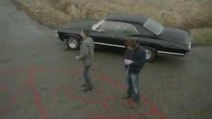 Supernatural Сверхъестественное 9 сезон 1 серия трейлер