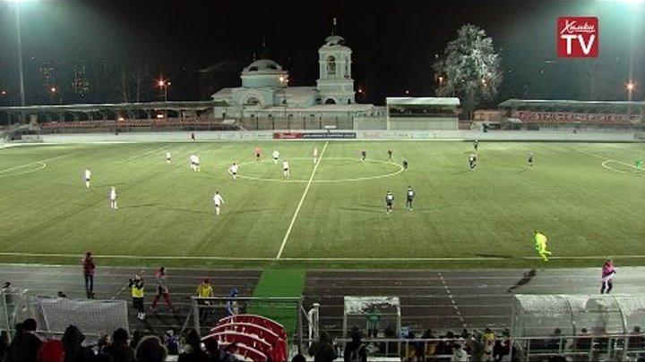 Команда «Россиянка» уступила немецкой «Баварии» в 1/8 лиги чемпионов