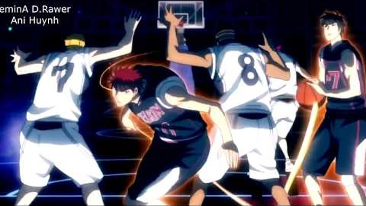 Amv Top Best Anime Sport NIVIRO - The Apocalypse [NCS Release]