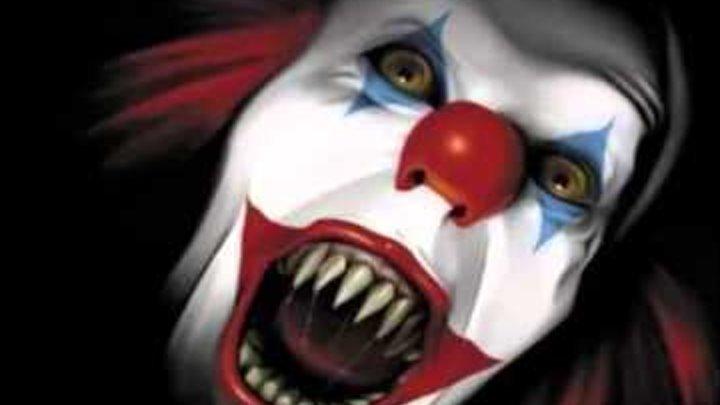 страшные истории клоун