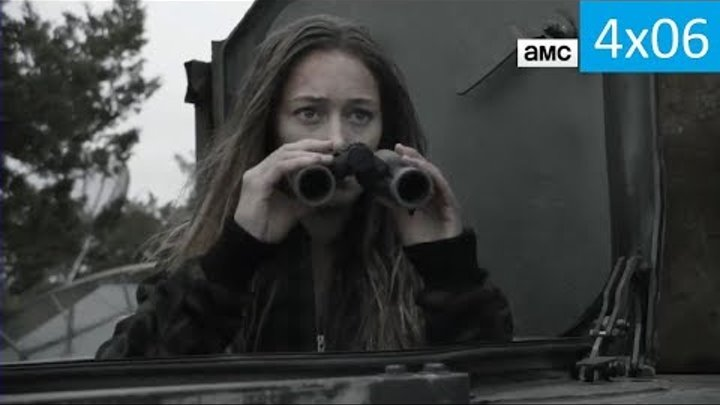 Бойтесь ходячих мертвецов 4 сезон 6 серия - Промо (Без перевода) Fear the Walking Dead 4x06