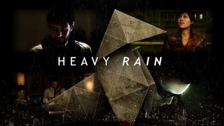 Heavy Rain Эпизод 5 Подозреваемый