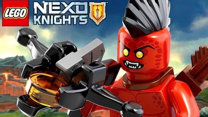 Нексо Щиты ! Абсолютная Сила ! Lego Nexo Knights Игра про Мультики Лего Нексо Найтс на русском языке