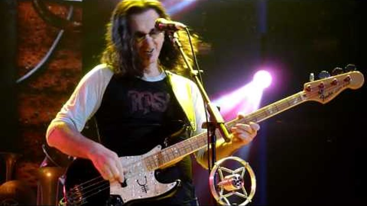 GEDDY LEE BASS SOLO (RUSH)